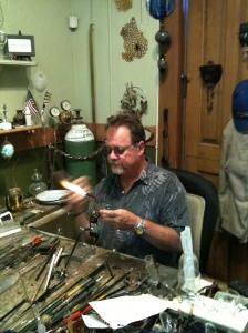 Glass artist 2